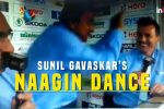 Sunil Gavaskar's 'Naagin Dance' During Nidahas Trophy Final Is Setting Internet On Fire!