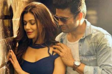 These 7 photos of Paayal Rohatgi and Sangram Singh are couple goals