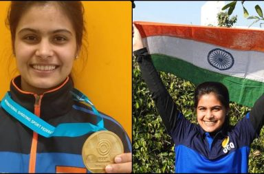Haryana's 16-year-old Manu Bhaker wins gold medal in 10m Air Pistol at Mexico Shooting World Cup