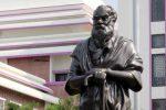 Politics Of Vandalism: Black Ink On Syama Prasad Mookerjee's Plaque, Periyar StatueDestroyed
