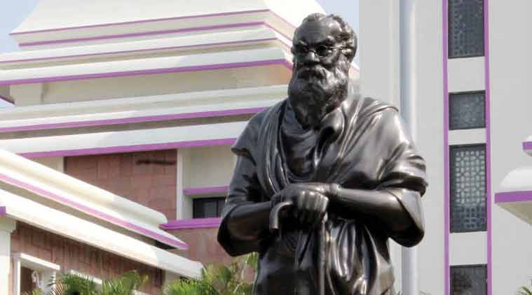 Politics Of Vandalism: Black Ink On Syama Prasad Mookerjee's Plaque, Periyar Statue Destroyed