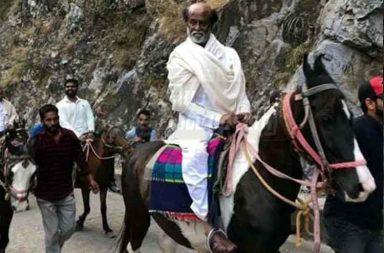 Rajinikanth Personal pics
