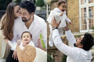 Rannvijay Singh's daughter Kainaat's adorable photos