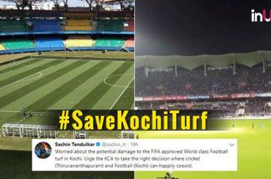 #SaveKochiTurf