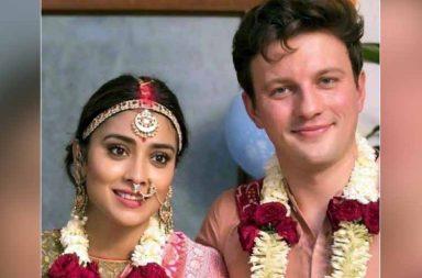 Shriya Saran wedding pics