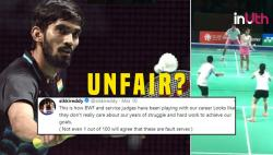 Kidambi Srikanth Says Umpiring At All England Open Was 'Ridiculous', Sikki Reddy's Service Video Gets Massive Support