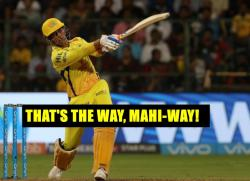 IPL 2018, RCB v CSK, Match 24: CSK Beat RCB By 5 Wickets. Take A Bow MS Dhoni!