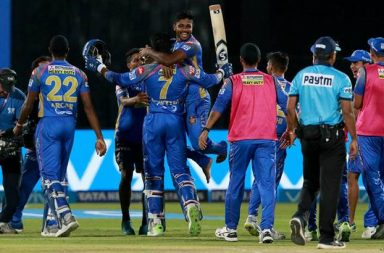 IPL 2018, RR vs MI, Match 21 LIVE Updates: Another Heartbreaker for MI, RR win