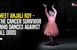 Anjali Roy, Cancer Survivor, Amputee, Dancer