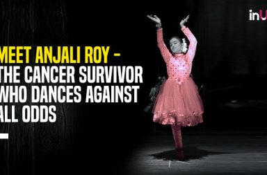 Anjali Roy, Cancer Survivor, Amputee, Dancer