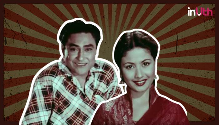 #TBT: Ashok Kumar & Meena Kumari Starring In This Vintage Dunlop Commercial