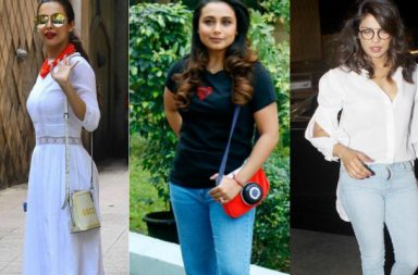 Bollywood actresses casual looks