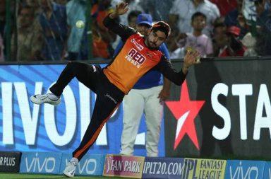 IPL 2018, RR vs SRH: Manish Pandey's Super Save At Boundary Line Stuns Everyone