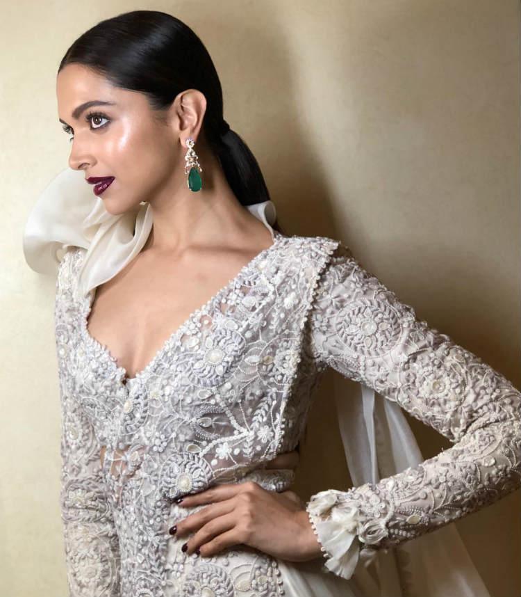 Deepika Padukone for Time 100 Gala