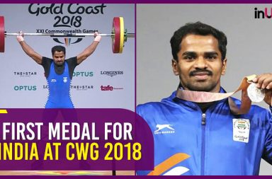 CWG 2018: Indian Lifter Gururaja Clinches Silver, Opens Medal Tally For India On Day 1