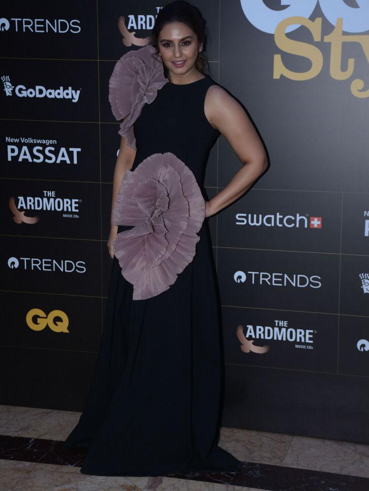 Huma Qureshi at GQ India Style Awards 2018