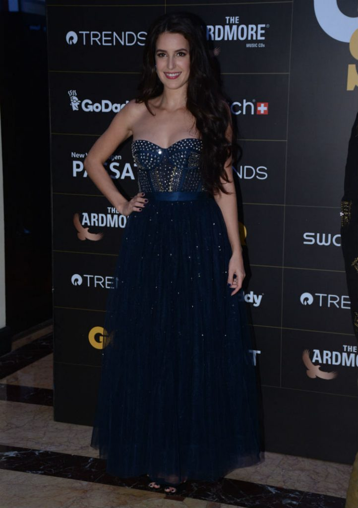 Isabelle Kaif at GQ India Style Awards 2018