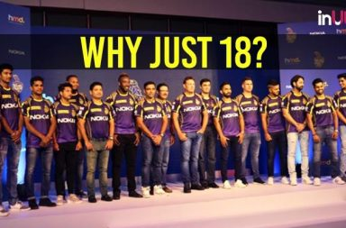 IPL 2018 CSK vs KKR: Why KKR Picked Just 18 Players?