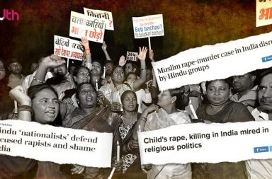 Kathua, Unnao, Rape, Protest, International Media
