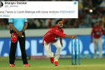IPL 2018, SRH vs KXIP: Manoj Tiwary Gets Brutally Trolled For His Bowling Action — WATCH