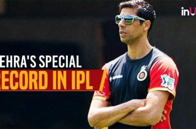 IPL 2018 RCB vs KXIP: RCB coach Ashish Nehra Holds special record