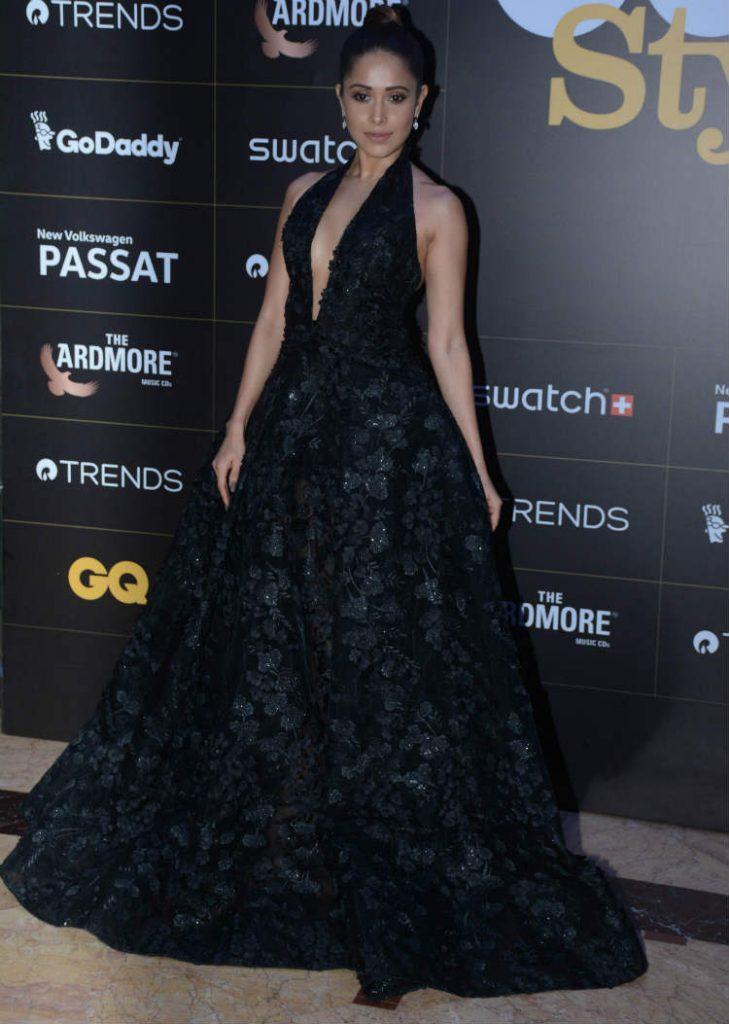 Nushrat Bharucha at GQ India Style Awards 2018