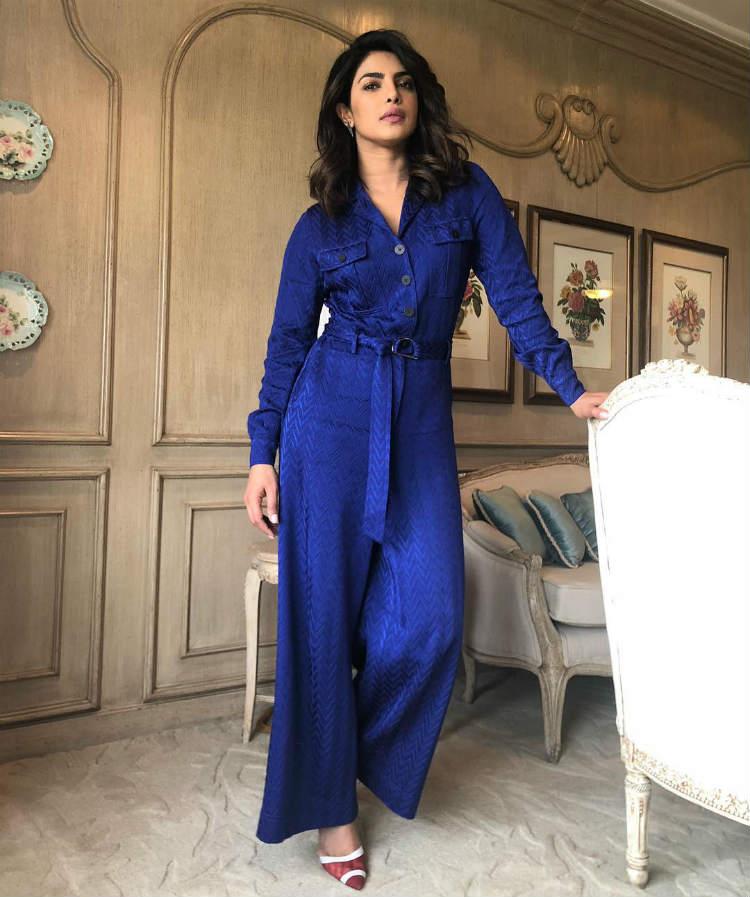 Priyanka Chopra for UNICEF press conference in Delhi