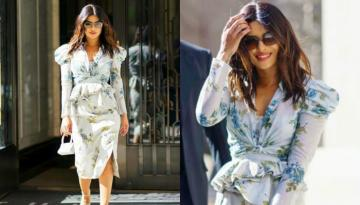 This Is How You Layer Florals For Spring, Say Thanks To PriyankaChopra