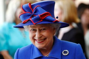 Queen of England, Elizabeth II