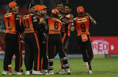 IPL 2018, SRH vs KXIP, Match 25 LIVE Updates: Orange Army Dominating Over KXIP