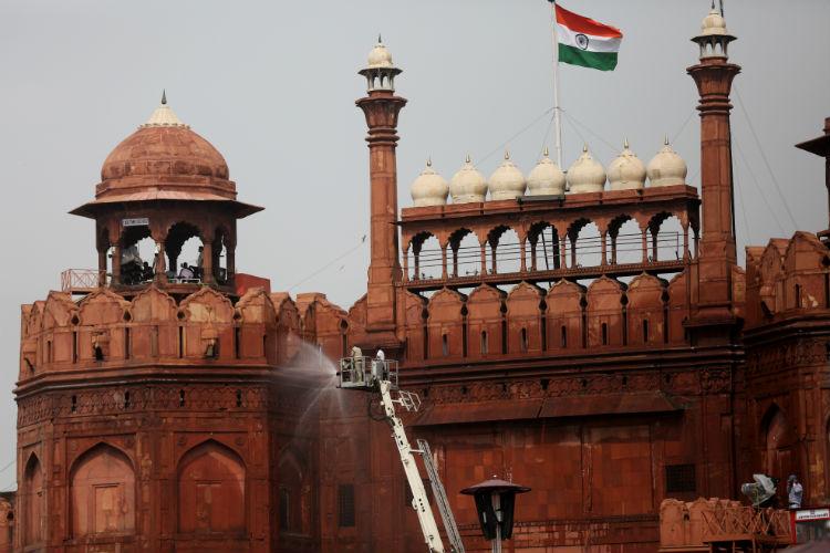Red Fort, Lal Qila