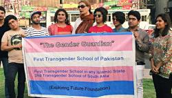 After the First Transgender News Anchor, Pakistan Gets its First School for the Community