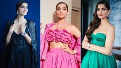 Sonam Kapoor's Dubai Fashion Diaries Will Make Every Stylista Take Notes