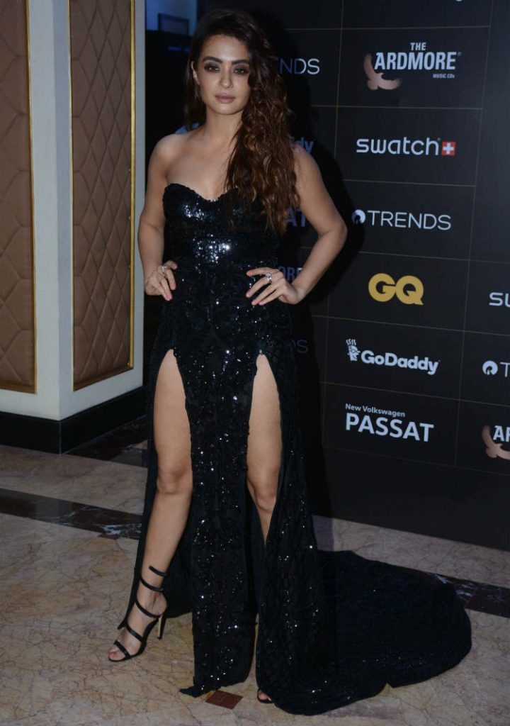 Surveen Chawla at GQ India Style Awards 2018