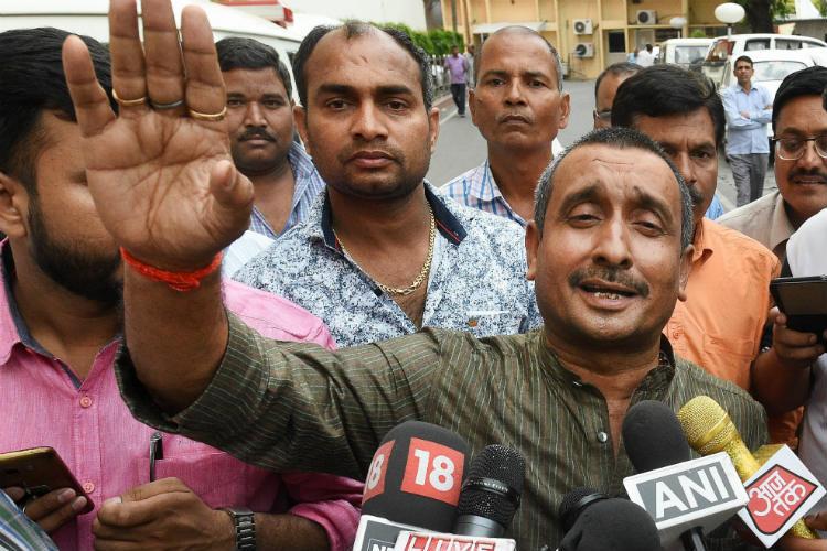 Unnao Rape, BJP MLA, Kuldeep Singh Sengar