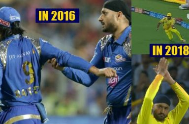 IPL 2018, CSK vs MI: Ambati Rayudu's athletic dive at boundary impresses Harbhajan Singh