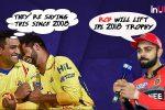 IPL 2018, RCB v CSK, Match 24, LIVE UPDATES: MS Dhoni-Virat Kohli Lock Horns, It Happens Only InIPL!