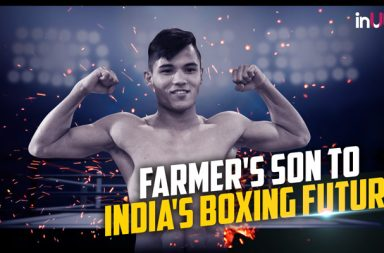 Etash Khan's Journey From Being A Farmer's Boy to India's Boxing Prospect