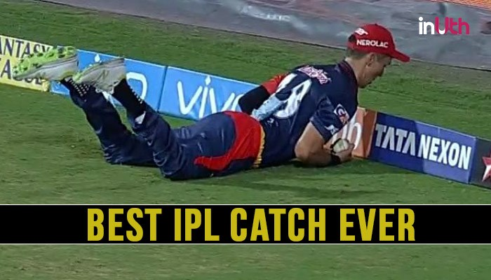 IPL 2018: Trent Boult Takes 'Best Catch Ever In IPL History', You'll Be Left Stunned! — WATCH