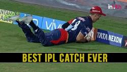 IPL 2018: Trent Boult Takes 'Best Catch Ever In IPL History', You'll Be Left Stunned! -- WATCH