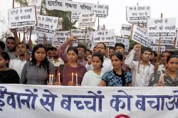 As Cabinet Proposes Death Penalty For Child Rape, 8-Month Old Girl Raped & Murdered In Indore