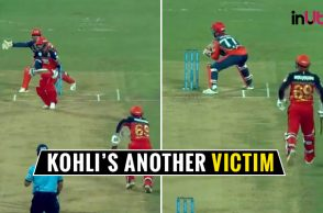Royal Challengers Bangalore vs Delhi Daredevils, RCB vs DD, Delhi Daredevils vs Royal Challengers Bangalore, DD vs RCB, Quinton de Kock run out, Virat Kohli run out, Kohli- De Kock, Virat Kohli gets De Kock run out,