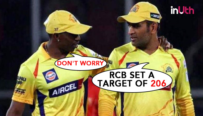 IPL 2018, RCB v CSK, Match 24, LIVE UPDATES: CSK Need 206 To Win, Will It Be MSD'sNight?