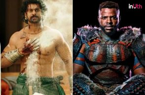 Black Panther, Black Panther movie, Black Panther M'Baku, Winston Duke, Baahubali, Prabhas, Rana Dagubatti