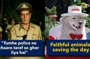 Bollywood nostalgia, Iftekhar, Bollywood police, Mangalsutra, Batwara, Tuffy, Hum Aapke Hai Koun, Salman Khan