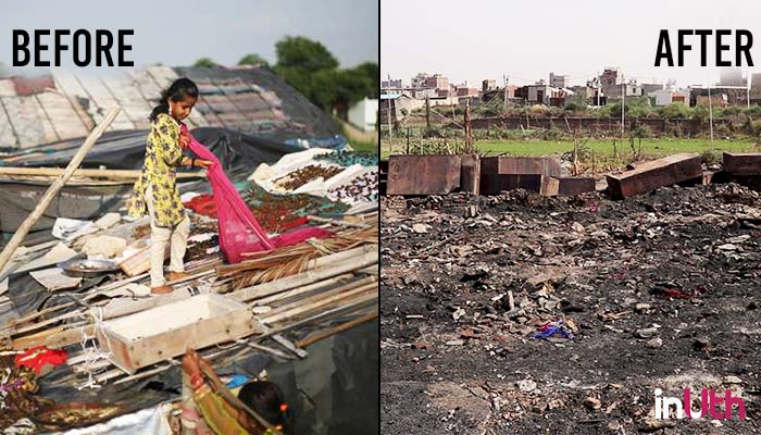 How 228 Rohingyas In Delhi Are Struggling To Survive After The Slum Blaze