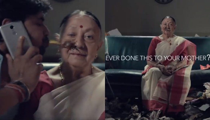 This PSA On Cleanliness Brutally Drives Home The Point, And The Internet's Flipping Out