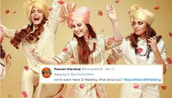 #BoycottVeereDiWedding Is A Thing Because Actresses Dared To Protest Rape Culture