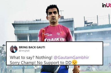 IPL 2018, CSK vs DD: Twitterati Miss Gautam Gambhir After He Got Dropped For The 2nd Time
