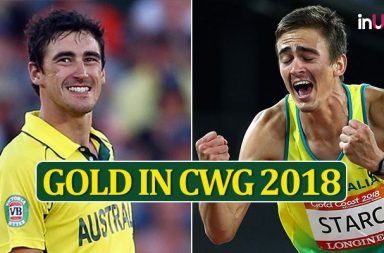CWG 2018: Cricketer Mitchell Starc's Brother Brandon Starc Wins Gold